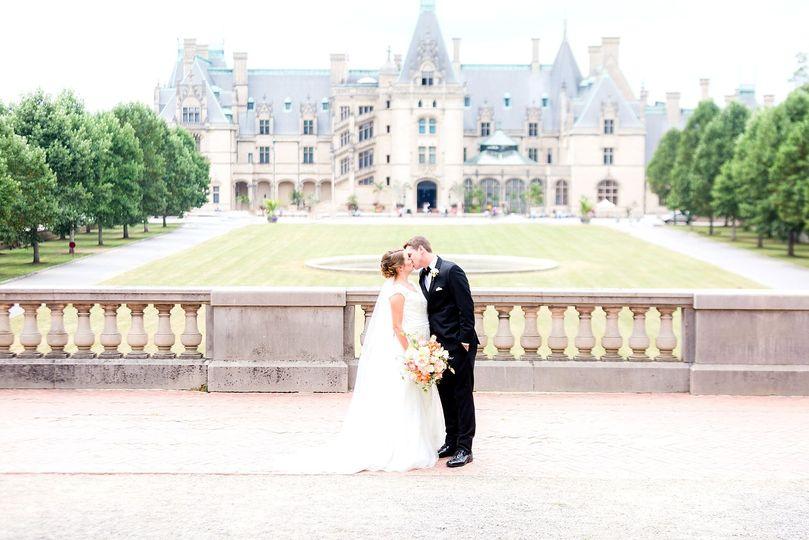 Biltmore Asheville Wedding Photographer
