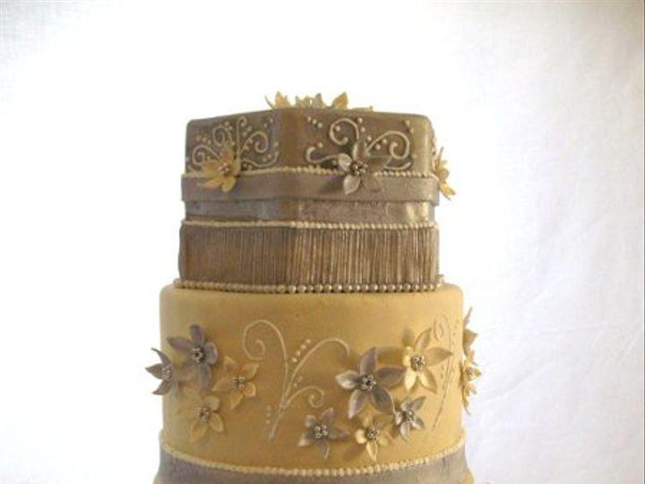 Tmx 1221073335530 IMG 0394 Montclair wedding cake
