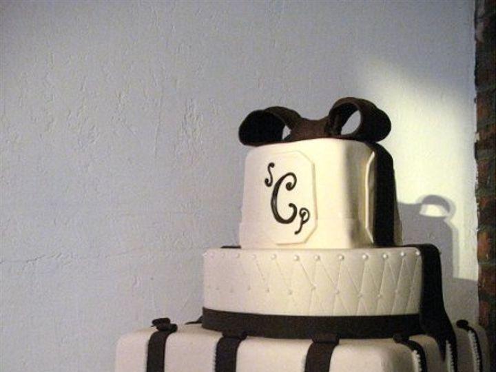 Tmx 1226330415112 IMG 1024 Montclair wedding cake