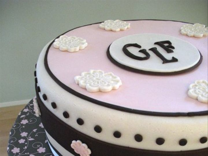 Tmx 1226330725409 IMG 1031 Montclair wedding cake