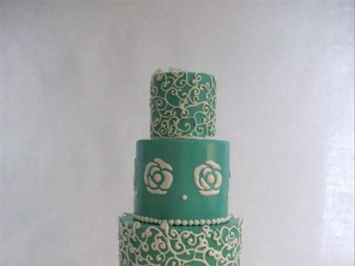 Tmx 1236011502156 IMG 1444 Montclair wedding cake