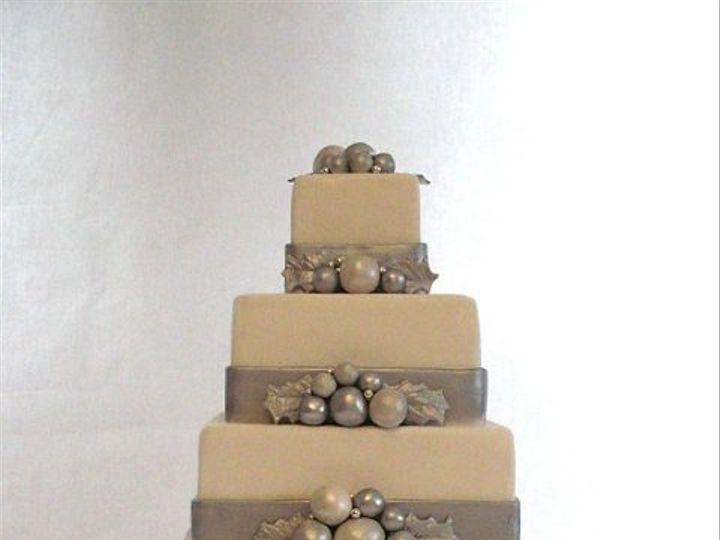 Tmx 1239989576437 IMG1644 Montclair wedding cake