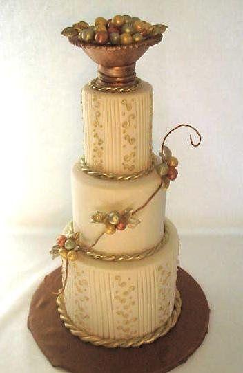 Tmx 1239989992765 IMG1624 Montclair wedding cake