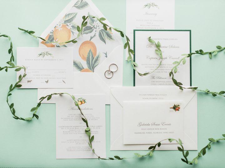 Tmx Biltmore Hotel Wedding Miami Www Enuelviera Com 1 51 492133 157383151814523 Miami, FL wedding invitation