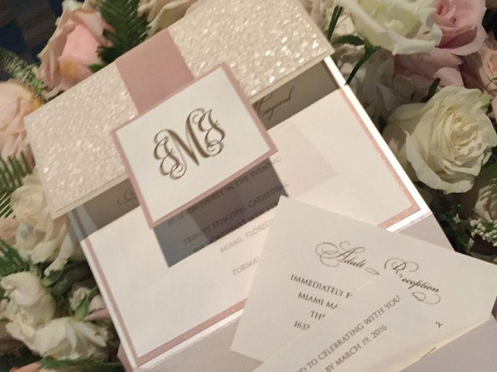 Tmx Fullsizerender 3 51 492133 157383135379804 Miami, FL wedding invitation