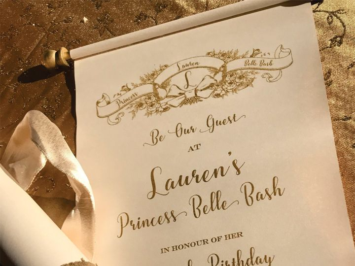 Tmx Lauren Scroll 51 492133 157383132824858 Miami, FL wedding invitation