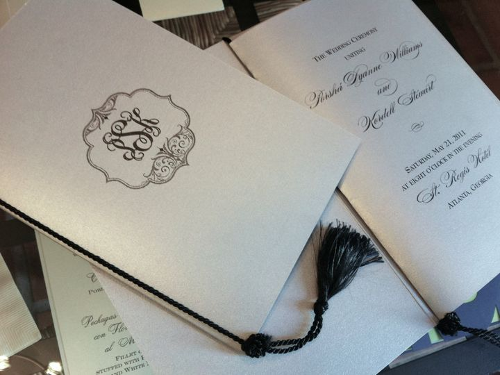 Tmx Program 51 492133 157383147640675 Miami, FL wedding invitation