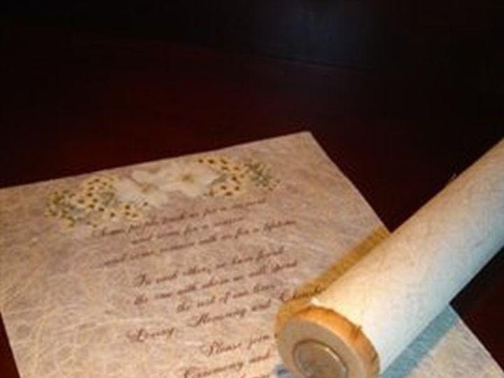 Tmx Scroll Louie 51 492133 157383132942175 Miami, FL wedding invitation