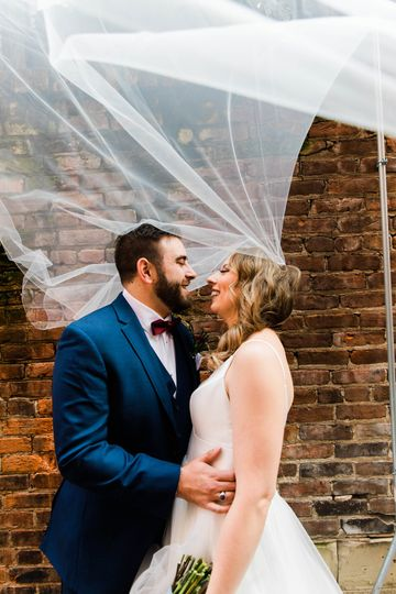 Cincinnati, OH wedding