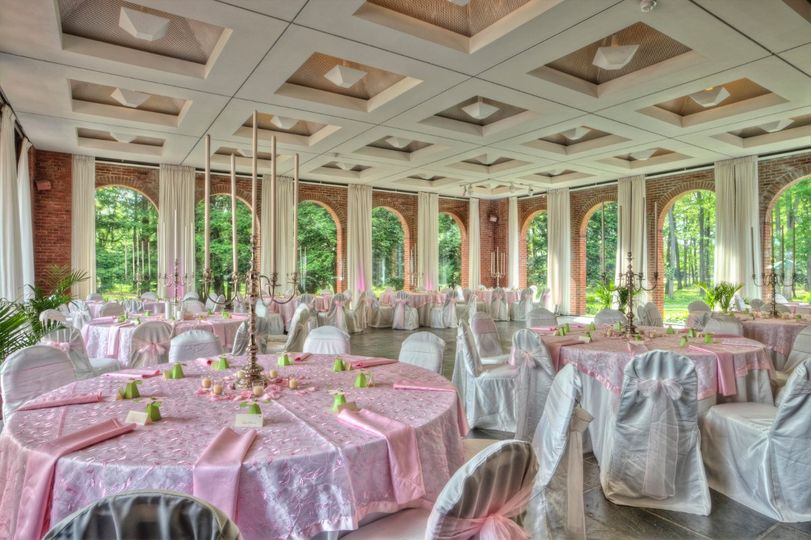 The gideon putnam reviews ratings wedding ceremony for Saratoga hotel in chicago