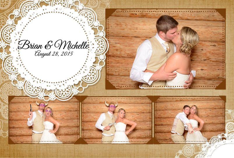 Lace Wedding 4x6