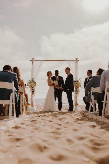 Manhattan Beach Wedding