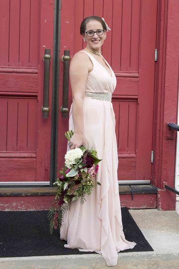 Spire 29 wedding bride