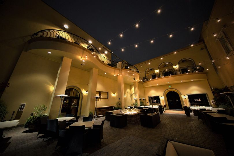 The Piazza at 201 Main. A great space for birthday parties, wedding receptions and baby showers! Can...