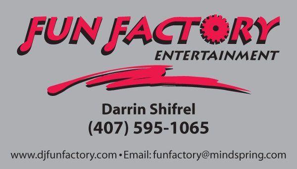 Fun Factory Entertainment