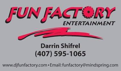 Fun Factory Entertainment 1