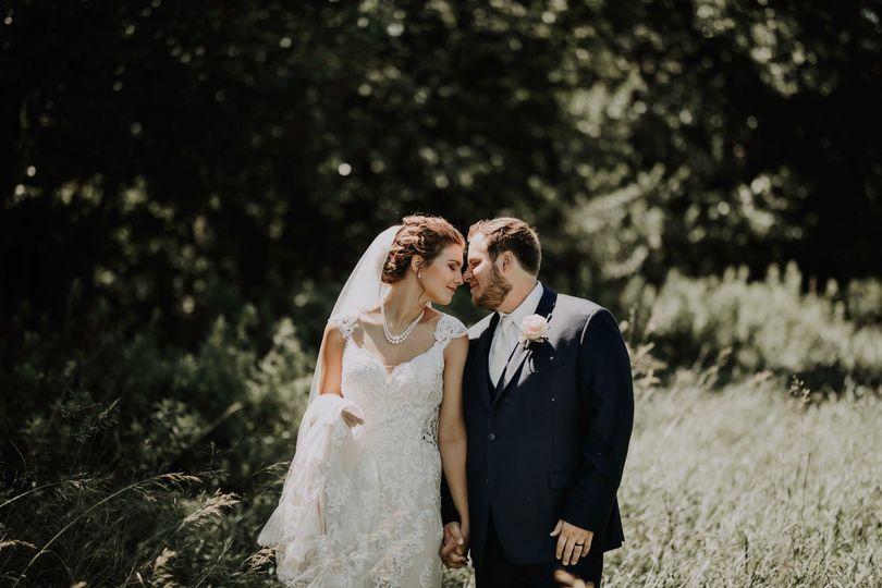 July Wedding by Jamie Tobin
