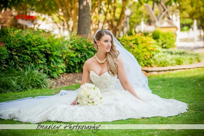 Bridal Image by Beasley Photography Chattanooga Tennessee