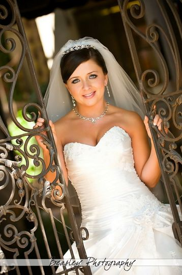 Bridal Image Chattanooga Tennessee by Beasley Photography Chattanooga Tennessee
