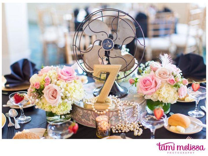 Tmx 1435769793092 Mary Beth Ken Great Gatsby 1920 Inspired Flanders  Woodbine, NJ wedding florist