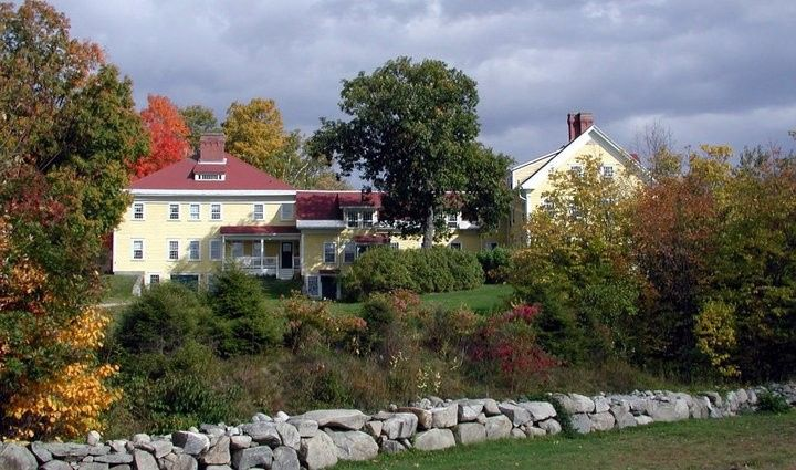 Outdoor view of The Merrill House