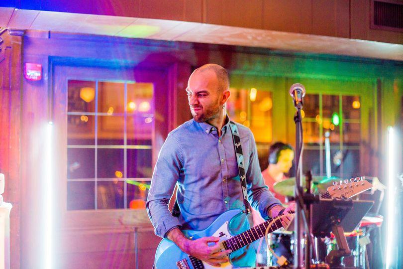 Lead guitarist Thyago