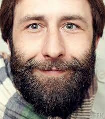 We offer beard conditioning for men.
