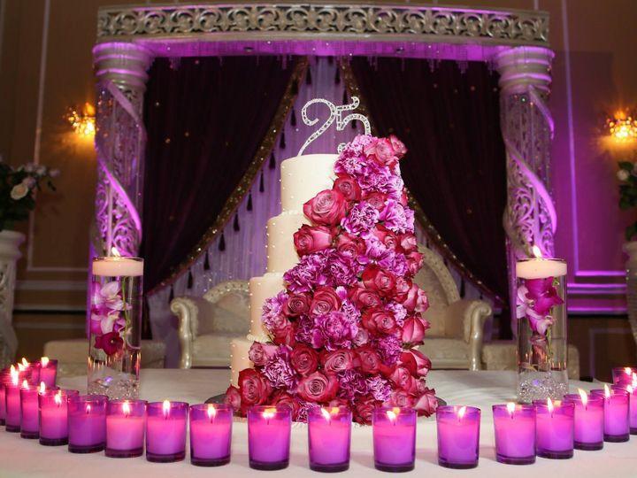 Tmx 1395867342311 25 Beaut Englishtown wedding cake