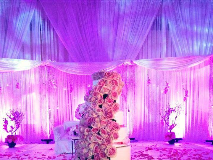 Tmx 1395867410409 Fluff Baby Englishtown wedding cake