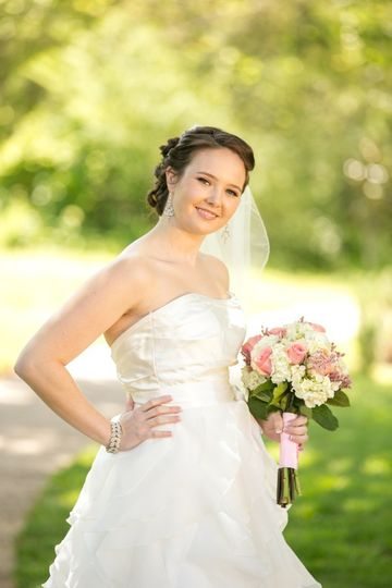 Bridal portrait | Andi & Zoe Photography