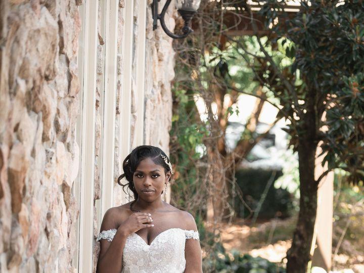 Tmx Bride In Front Of Manor Windows 51 2233 160287984737207 Tyrone, GA wedding venue