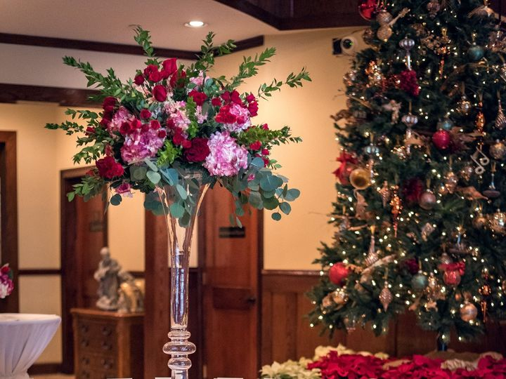 Tmx Place Card Table With Christmas Tree 51 2233 159864837669120 Tyrone, GA wedding venue