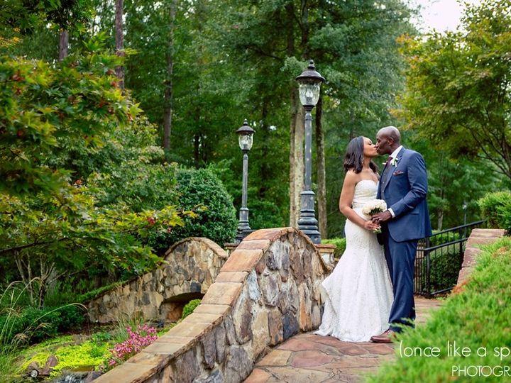 Tmx Quandra And Shamori On Bridge 51 2233 1558109199 Tyrone, GA wedding venue