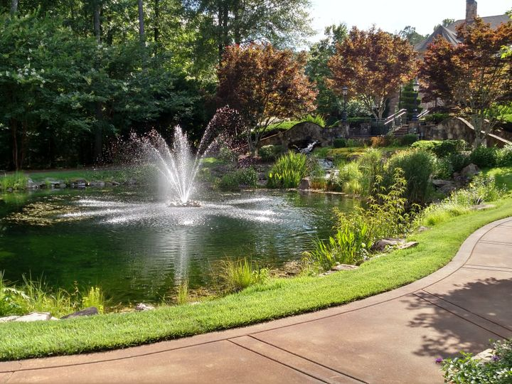 Tmx Sidewalk Shot Of Pond And Bridge 51 2233 159620734066176 Tyrone, GA wedding venue