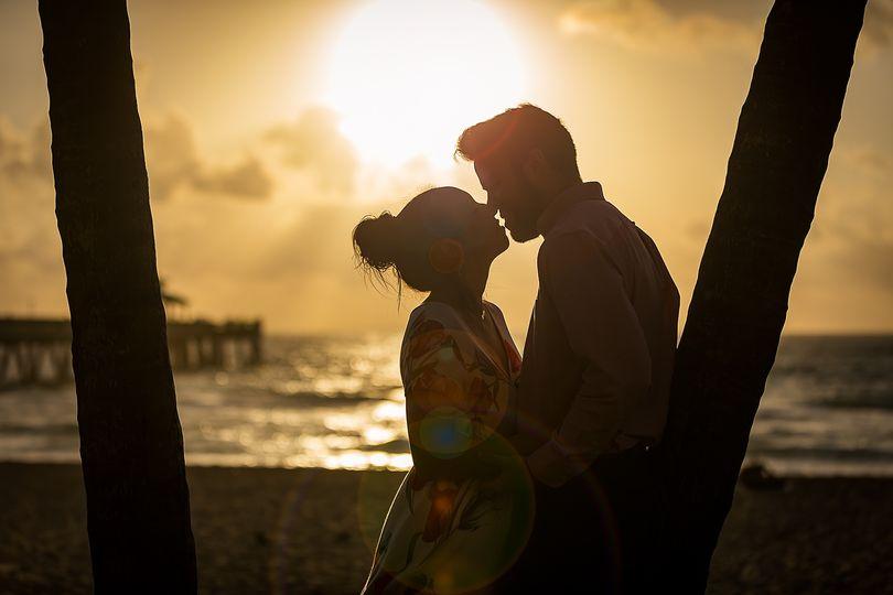 Sunrise Engagement Shoot
