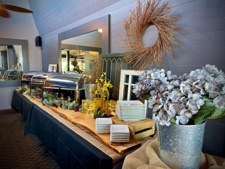 Top Deck Lounge Buffet