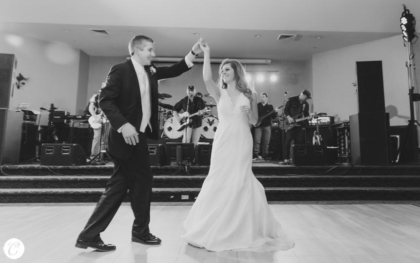 First Dance © Catherine Rhodes Photography