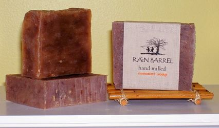 Rainbarrel Soap