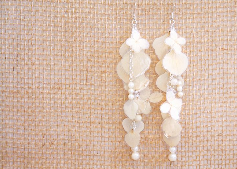 Matisse Wedding Earrings