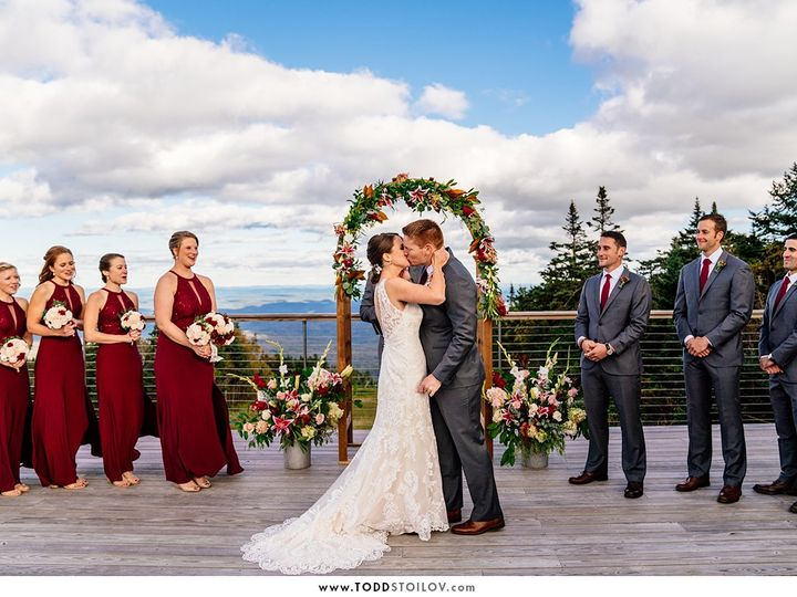 Tmx Becky And Brett Wedding At Stratton Mountain Resort 18 51 155233 V3 Burlington, VT wedding videography