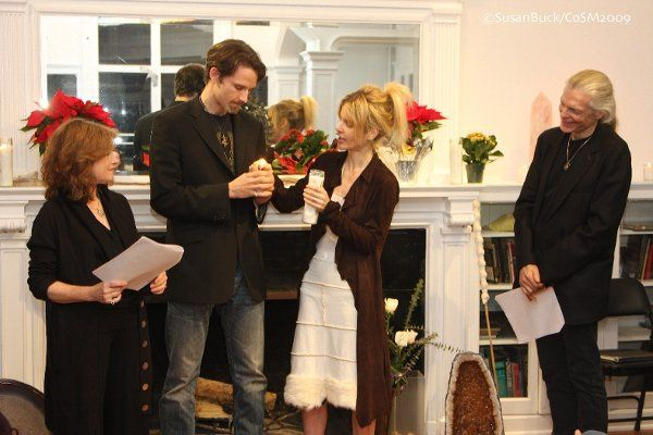 wedding at CoSM 12/09