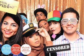 Hollywood Smile Photo Booth