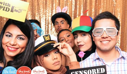 Hollywood Smile Photo Booth 1