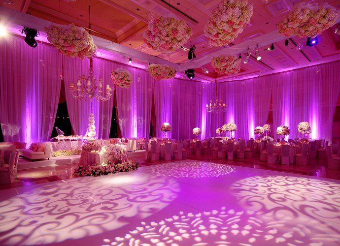Pink venue