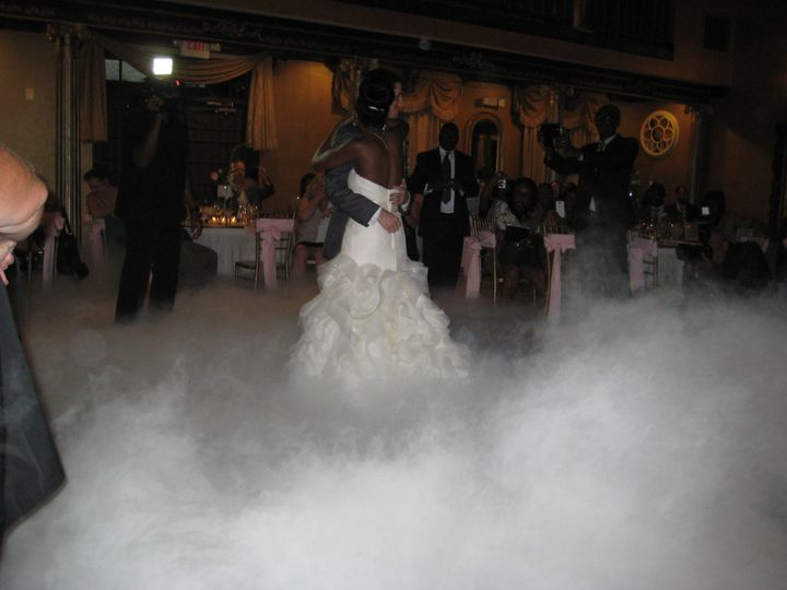"Dry Ice ""Dancing On A Cloud"""