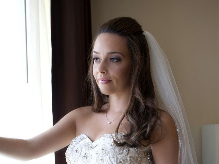 Tmx 1380377153475 Amandawedding3 White Plains, New York wedding beauty