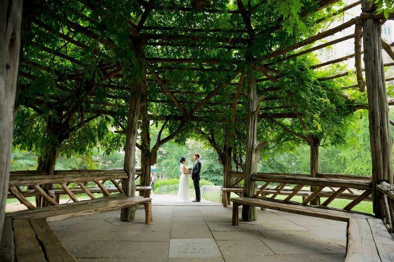Cop Cot - Central Park