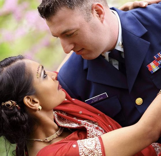Blended Indian Wedding
