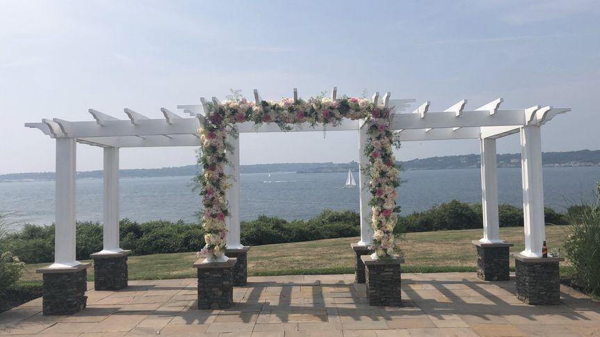 Ceremoni Arch
