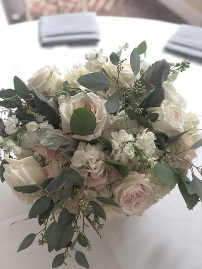 Wedding Flowers by Annette